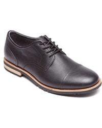 Rockport   'ledge Hill Too' Cap Toe Derby   Lyst