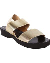 Report Signature Broc Sandals - Lyst