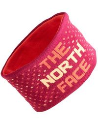 The North Face - 'chizzler' Knit Headband - Purple - Lyst