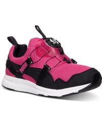 Puma Women'S Disc Chrome Casual Sneakers From Finish Line - Lyst
