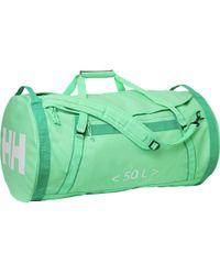 a130c98ac5 RRL Fairbanks Canvas Duffel Bag in Brown for Men - Lyst