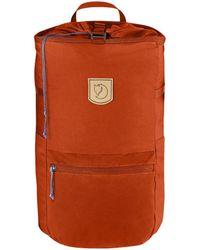 Fjallraven High Coast 18l Backpack - Orange