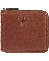 Will Leather Goods - Her French Wallet - Lyst
