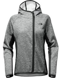 The North Face - Arcata Hooded Fleece Jacket - Lyst