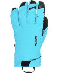 Norrøna - Lofoten Dri1 Primaloft170 Short Glove - Lyst