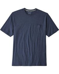 Patagonia - Squeaky Clean Pocket T-shirt - Lyst