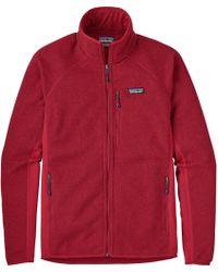 Patagonia - Performance Better Sweater Fleece Jacket - Lyst