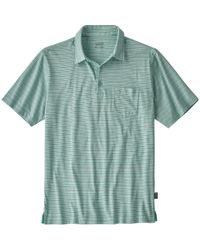 Patagonia - Squeaky Clean Polo Shirt - Lyst