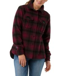 Smartwool - Anchor Line Shirt Jacket - Lyst
