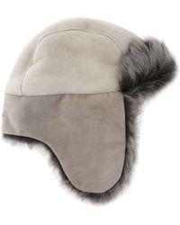 1908a57124d54 UGG - Toscana Long Pile Trapper Hat - Lyst