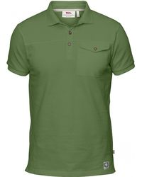 Fjallraven - Greenland Polo Shirt - Lyst