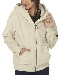 Burton - Lynx Full-zip Fleece Jacket - Lyst