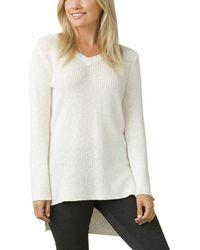 Prana - Deedra Sweater Tunic - Lyst