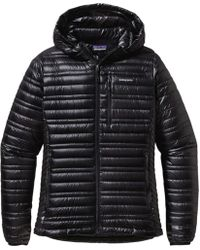 Patagonia | Ultralight Down Hooded Jacket | Lyst