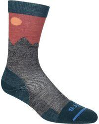 Fits - Light Hiker Crew Sock - Lyst