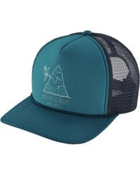 Lyst - Patagonia Femme Fitz Roy Interstate Hat in Blue for Men 71b9600d3503