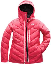 164334ed77 The North Face - Corefire Hooded Down Jacket - Lyst