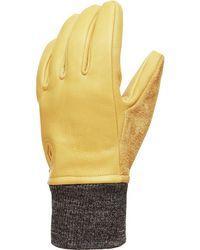 Black Diamond - Dirt Bag Glove - Lyst