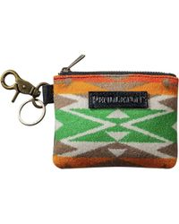 Pendleton - Id Pouch Key Ring - Lyst