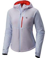 Mountain Hardwear - Skypoint Hooded Jacket - Lyst