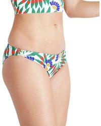 Seea Swimwear - Tres Palmas Bikini Bottom - Lyst
