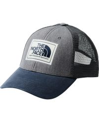 c97b4a2f3cd The North Face - Mudder Trucker Hat (tnf Medium Grey Heather urban Navy)