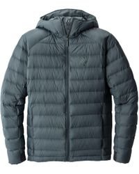 Black Diamond - Cold Forge Hooded Down Jacket - Lyst