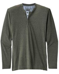 Black Diamond - Attitude Henley Shirt - Lyst