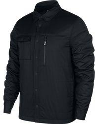08616af71f Lyst - Nike Sportswear Windrunner Winterized Qs Men s Jacket in ...