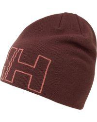 58ba45d1aeb Lyst - Helly Hansen Hh Winter Lifa Beanie for Men