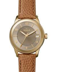 Shinola - Gail 36mm Watch - Lyst