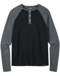Mountain Khakis | Dugout Henley Shirt | Lyst