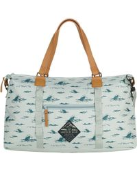 United By Blue - Printed Trail Weekender 24l Carry-on Bag - Lyst