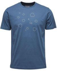 Black Diamond - Hexteroid T-shirt - Lyst