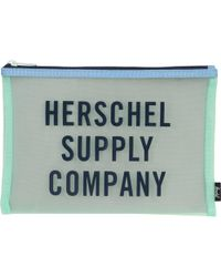 Herschel Supply Co. - Network Mesh Large Pouch - Lyst