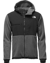 The North Face - Denali 2 Hooded Fleece Jacket - Lyst