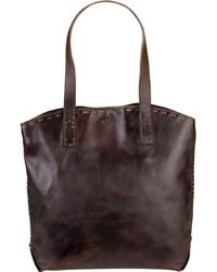 Bed Stu - Skye Large Leather Tote - Lyst