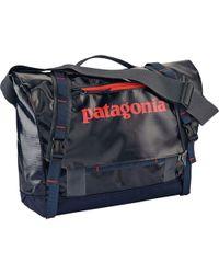 Patagonia - Black Hole Mini 12l Messenger Bag - Lyst