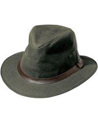 Filson - Shelter Cloth Packer Hat - Lyst