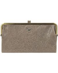 Will Leather Goods - Her Frame Clutch - Lyst