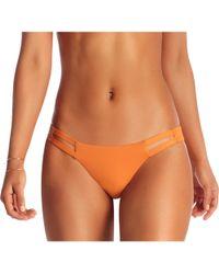 Vitamin A - Neutra Hipster California Cut Bikini Bottom - Lyst