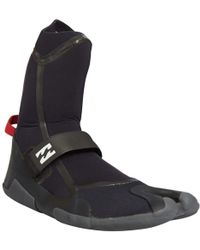 Billabong - Furnace Carbon X 5mm Boot - Lyst