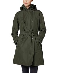 Helly Hansen - Welsey Insulated Trench Coat - Lyst