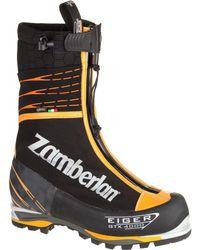 Zamberlan - 4000 Eiger Evo Gtx Rr Mountaineering Boot - Lyst