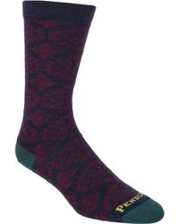 Pendleton - Wool Blends Crew Sock - Lyst