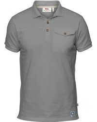 Fjallraven - Greenland Polo Shirt - Lyst