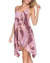 Maaji - Brilliant Cactus Short Dress - Lyst