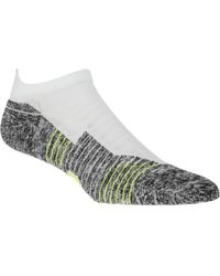 Under Armour - Charged Cushion No Show Tab Sock - Lyst
