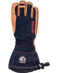 Hestra - Narvik Wool Terry Glove - Lyst