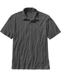 Patagonia - Trout Fitz Roy Polo Shirt - Lyst